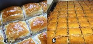شیرینی باقلوا سنتی