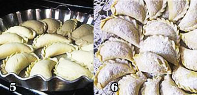 شیرینی قطاب | آموزش انواع شیرینی خانگی