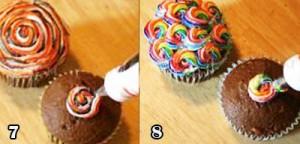 آموزش تزیین شیرینی با خامه