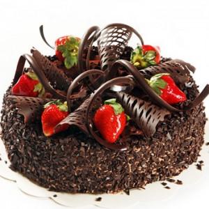 کیک های تولد شکلاتی