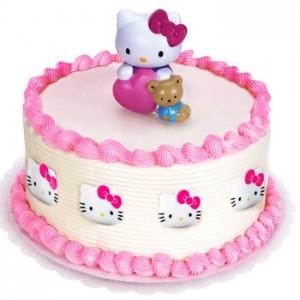 عکس فانتزی کیک تولد