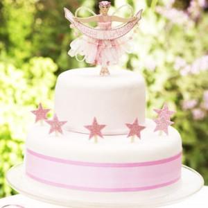 کیک تولد فرشته