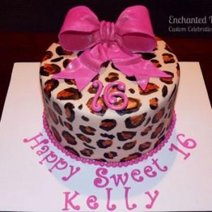 کیک تولد طرح دار