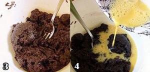 آموزش کیک شکلاتی خیس