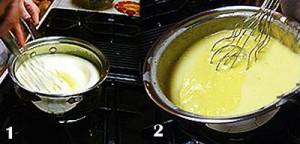 انواع کرم شیرینی