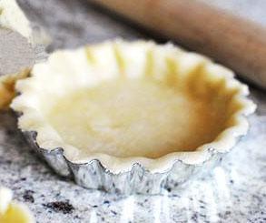 طرز تهیه خمیر مخصوص تارت