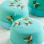 تزیین کیک با نقاشی کیک