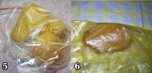 خمیر شیرینی نخودچی