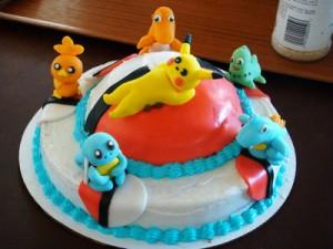 کیک تولدبچگانه