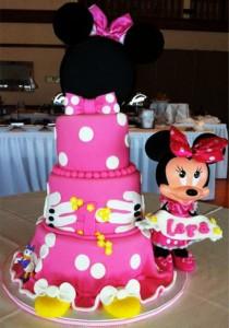 کیک تولددخترانه زیبا