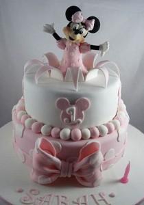 مدل فانتزی کیک تولددخترانه