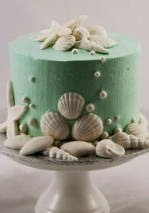 کیک تولدصدفی