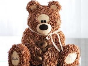 کیک تولدکودکانه مدل خرس