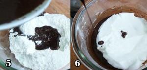 طرزتهیه کیک شکلاتی با روکش گاناش