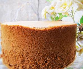 کیک اسفنجی پایه