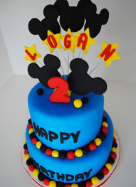 کیک تولدپسرانه زیباو جدید