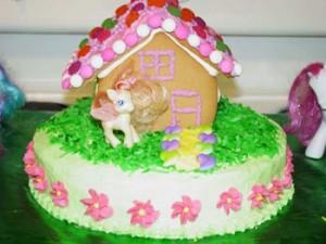 طرزتهیه کیک تولددخترانه