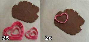 بیسکوییت با شکلات