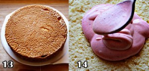 اموزش کیک تولدبا تزیین خامه