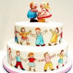 کیک تولدجدید