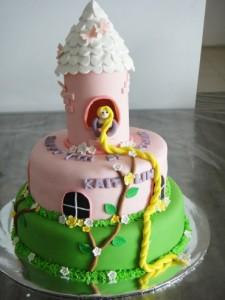 کیک تولدگرد