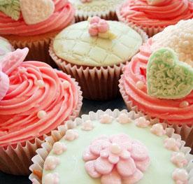 عکس کاپ کیک تولد