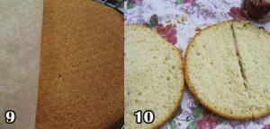 اموزش تزیین کیک خانگی مدل هندوانه