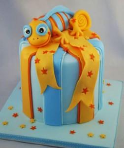 کیک تولدپسرانه