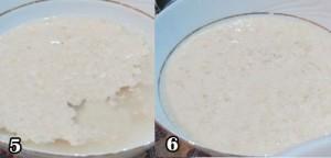 اموزش عمل امدن خمیرمایه نان نارگیلی