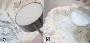 پخت نان نارگیلی