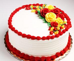 نکات تزیین کیک تولدبا قیف وماسوره
