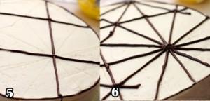تزیین کیک تولدبا ژله بریلو