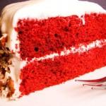 طرزتهیه کیک مخملی