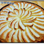 تارت خانگی سیب