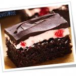 کیک شکلاتی موکا
