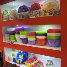 عکسی از محصولات پلاستیکی